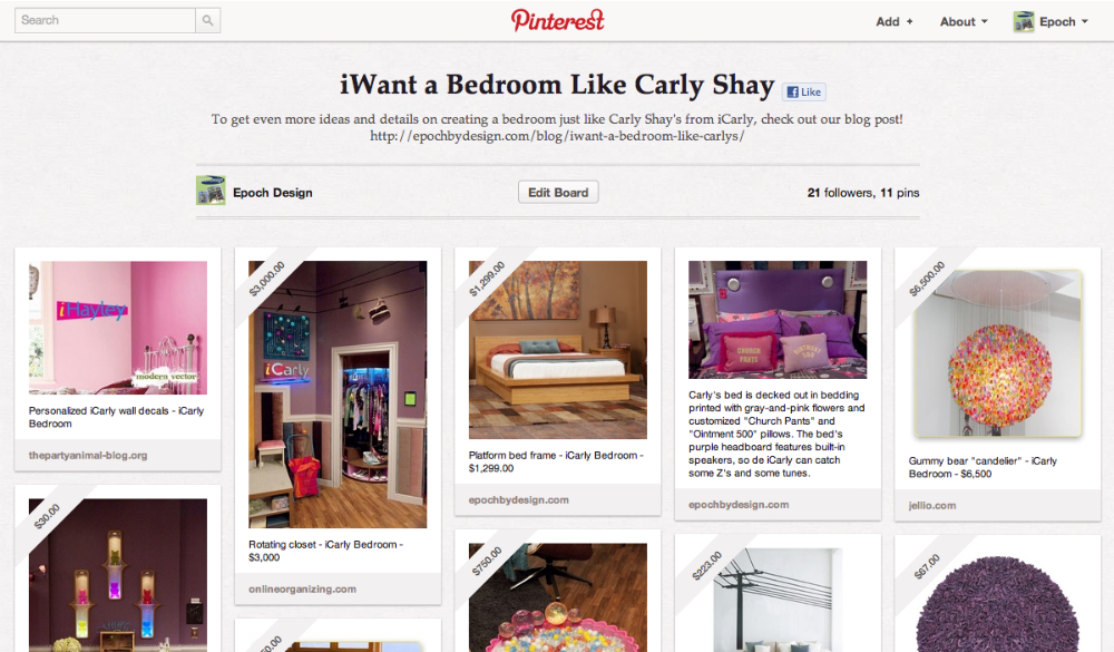 Iwant A Bedroom Like Carly S Epoch Design