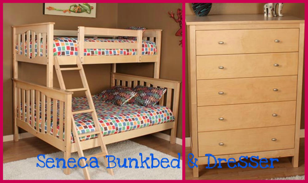 Giveaway Seneca Natural Bunkbed And Dresser Chandler Az Epoch