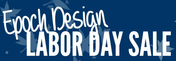 Labor day sale epoch design for Labor day weekend furniture sales
