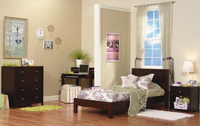 Modeno Twin Bedroom Set