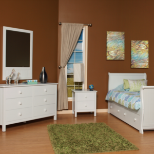 Olivia 4 PC Bedroom Set