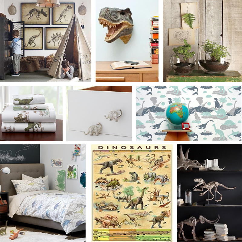 bedroom uk accessories decor room dinosaur themed