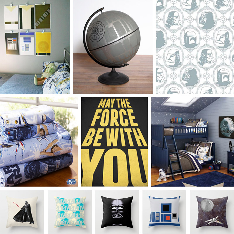 May the 4th be With You - Star Wars Room Decor | Epoch Design