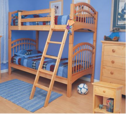 giveaway mckenzie 3 pc bunk bedroom in aurora co