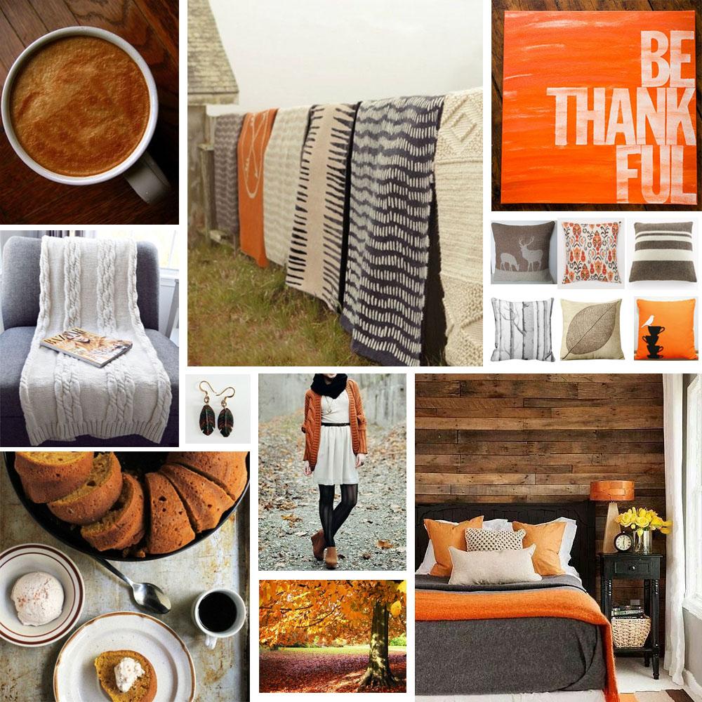 Pumpkin spice latte moad board design inspiration from for Moad interior designs