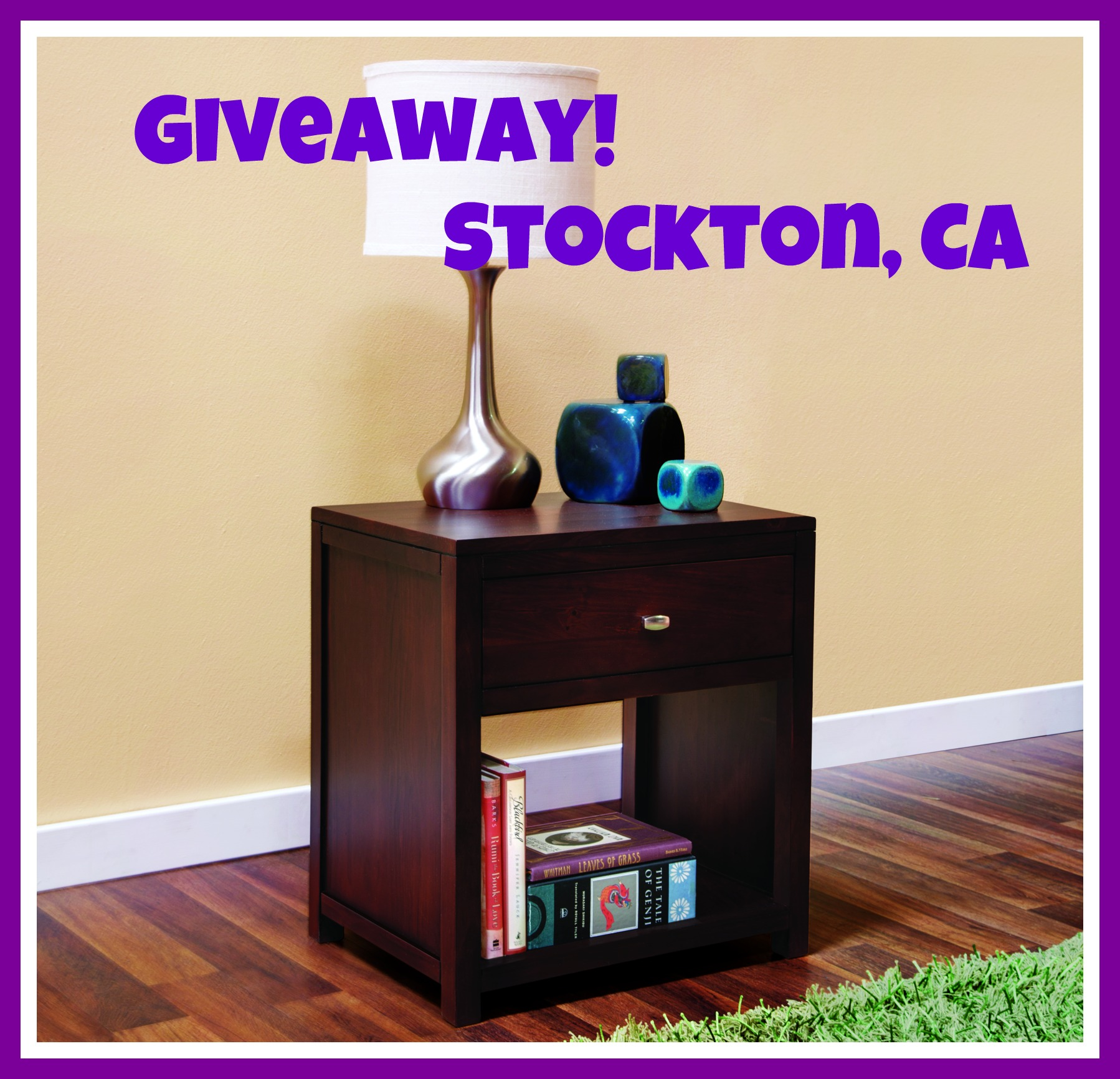 Giveaway 2 Peyton Nightstands In Stockton Ca Epoch Design