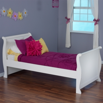 Dakota Sleigh Bed
