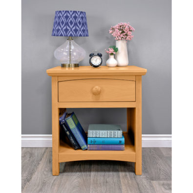Astoria Hardwood Nightstand