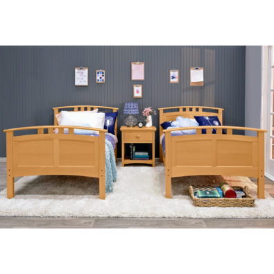 Astoria Hardwood Bunk Bed