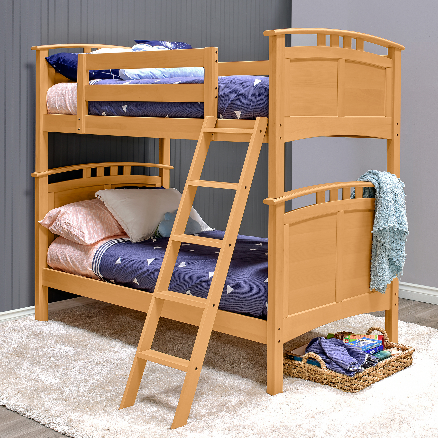 Astoria Hardwood Bunk Bed Epoch Design