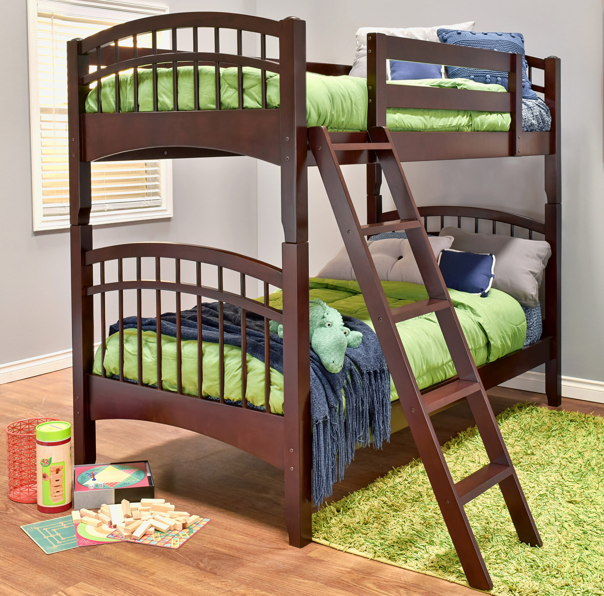 Mckenzie Hardwood Bunk Bed | Epoch Design