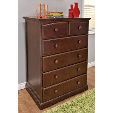 McKenzie Hardwood 6-Drawer Dresser