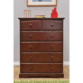 McKenzie Hardwood 6-Drawer Dresser