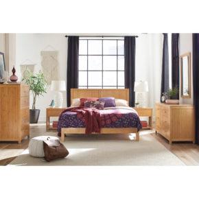Niko Bamboo Platform Bed