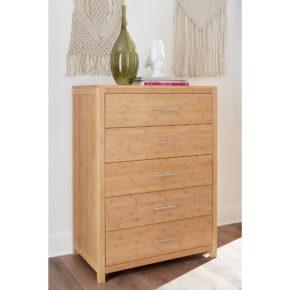 Niko 5-Drawer Dresser
