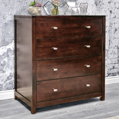 Pacifica 4-Drawer Dresser