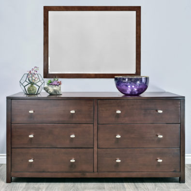 Pacifica 6-Drawer Dresser