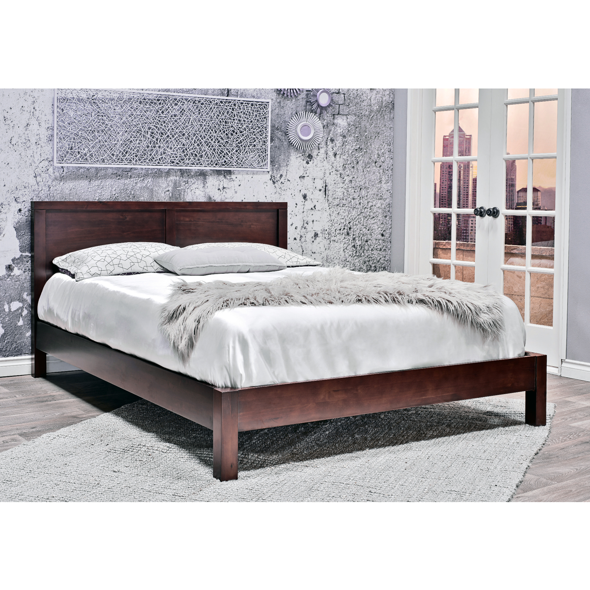 Picture of: Pacifica Platform Bed Epoch Design