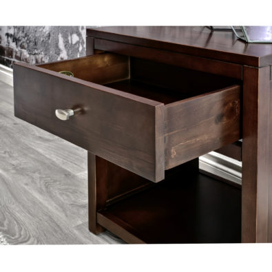 Pacifica Nightstand Detail