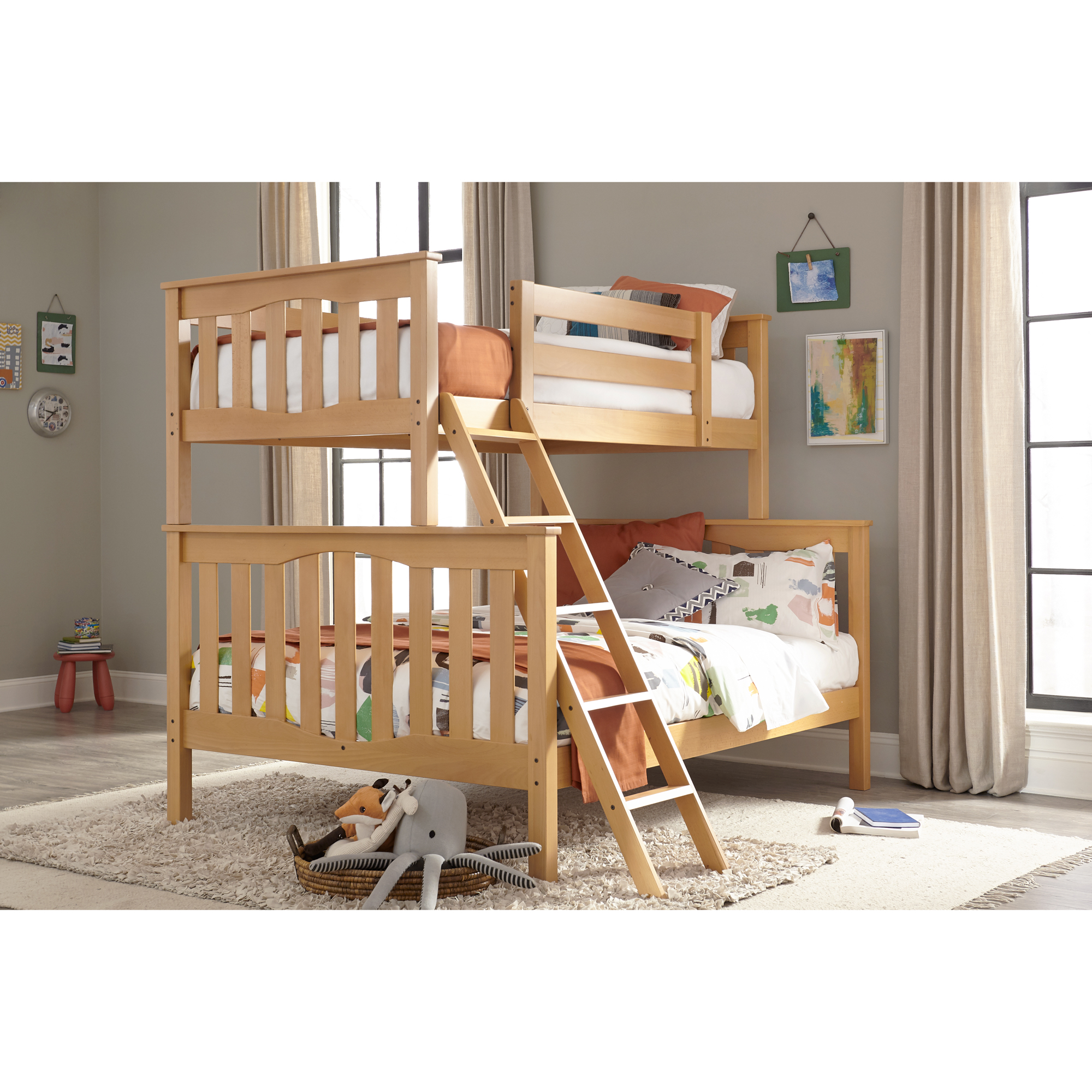 Brighton Twin Over Full Bunk Bed Epoch Design
