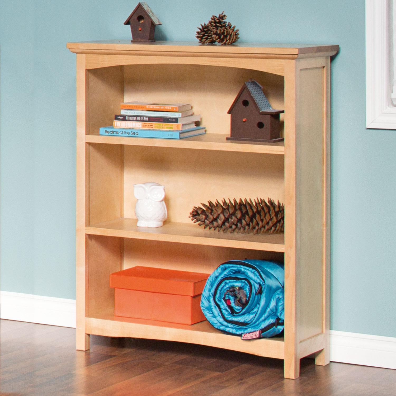 Mckenzie Hardwood Bookcase