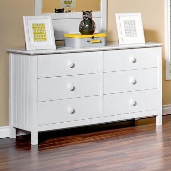 Dakota 6-Drawer Dresser