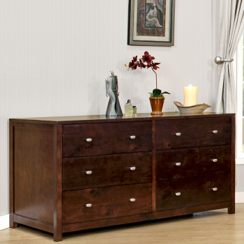 Pacifica 6 Drawer Dresser Epoch Design