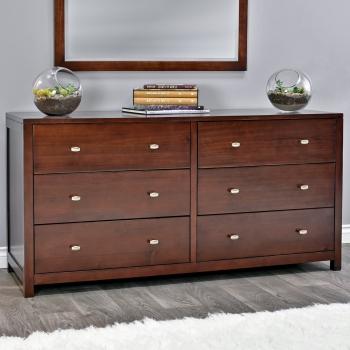 Parkrose 6-Drawer Dresser
