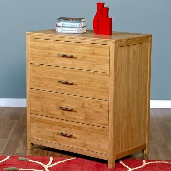 Niko 4-Drawer Dresser