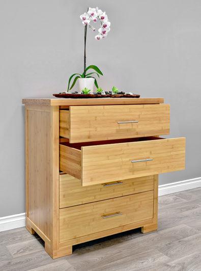Nara 4-Drawer Dresser