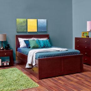 Peyton Full Trundle Storage Bed