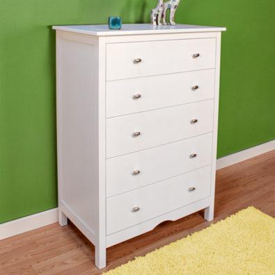Alta 5-Drawer Dresser