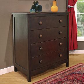 Gabriel 4-Drawer Dresser