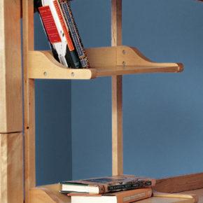 Hanging Bookshelf