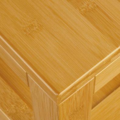 Nara Bamboo Lowboy Dresser