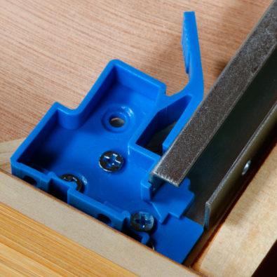 Nara Bamboo 7-Drawer Chiffonier Dresser Track