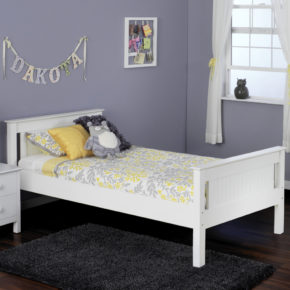 Jayden Dakota Panel Bed
