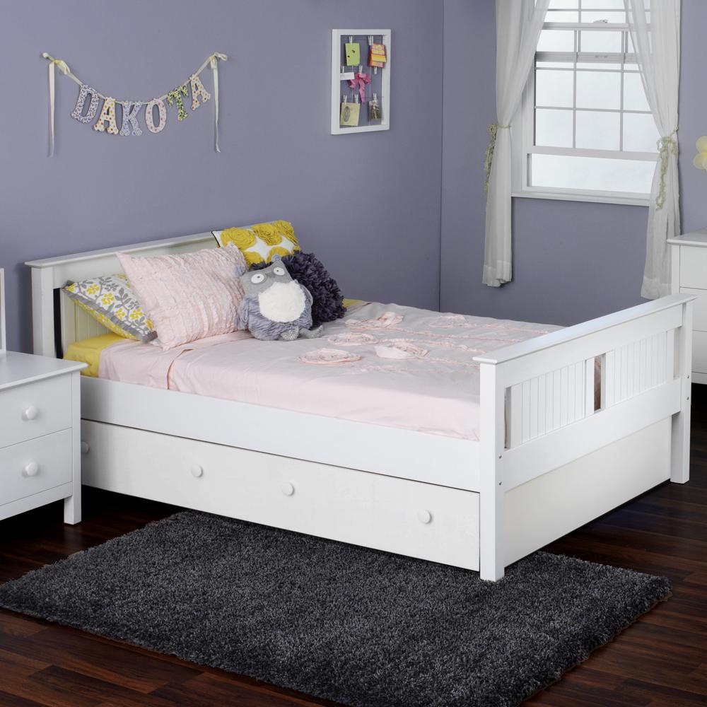 Jayden Dakota Twin Panel Bed
