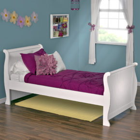 Olivia Dakota Sleigh Bed