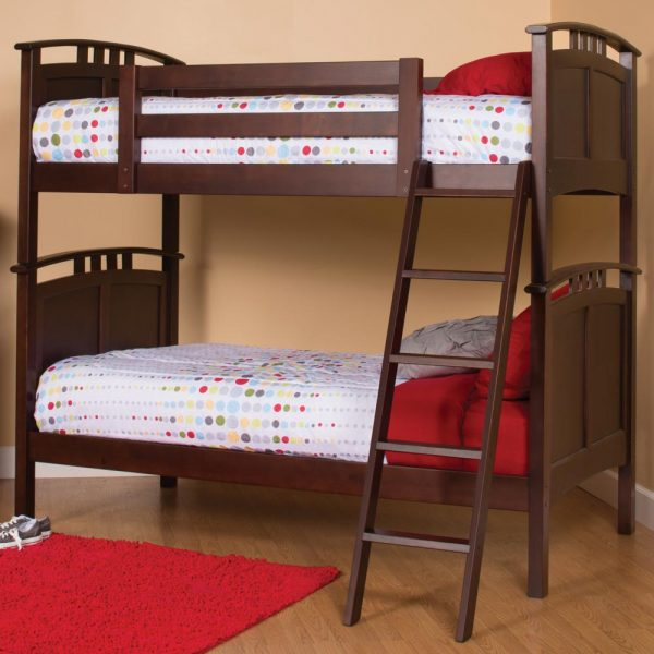 Bunkbed Pictures astoria hardwood bunk bed   epoch design
