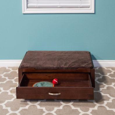 Coffee Dog bed