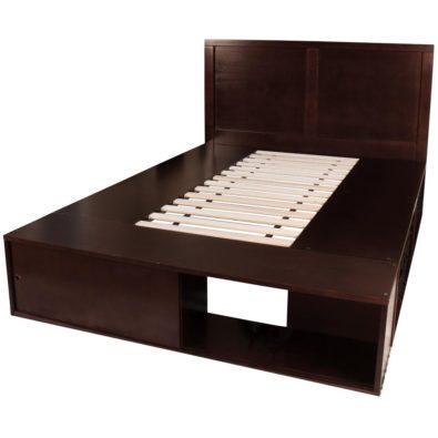 Modeno Full Storage Bed