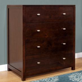 Modeno 4-Drawer Dresser