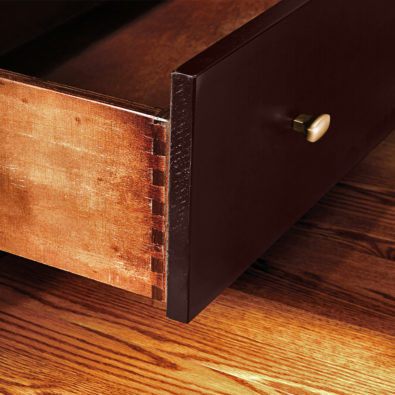 Modeno 4-Drawer Dresser Dove Tail