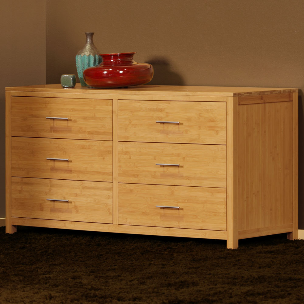 Niko 6 Drawer Dresser Epoch Design