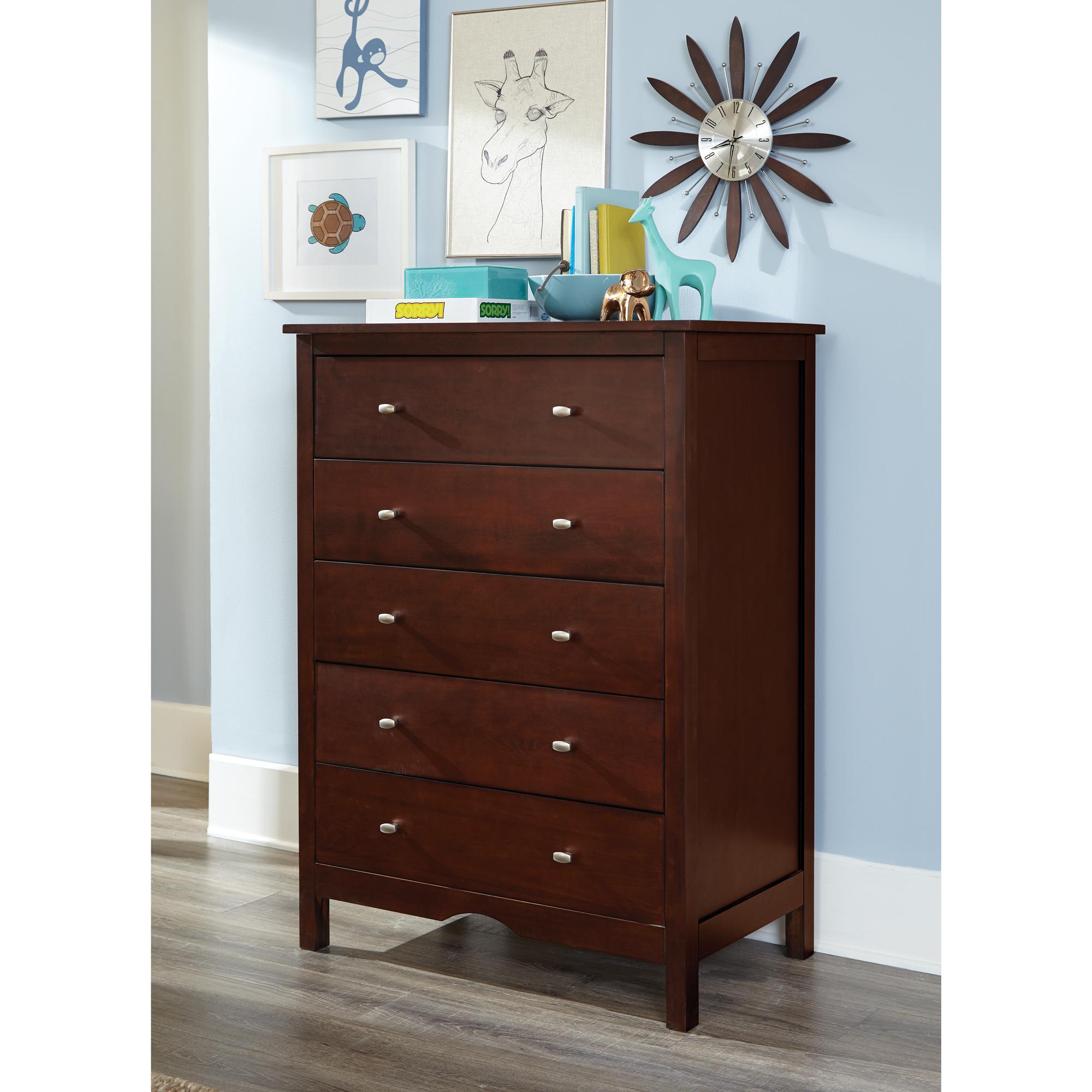 Seneca 5 Drawer Dresser Epoch Design
