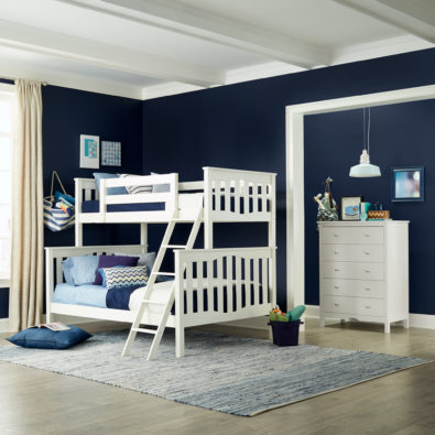 Seneca Twin Over Full Bunk Bed