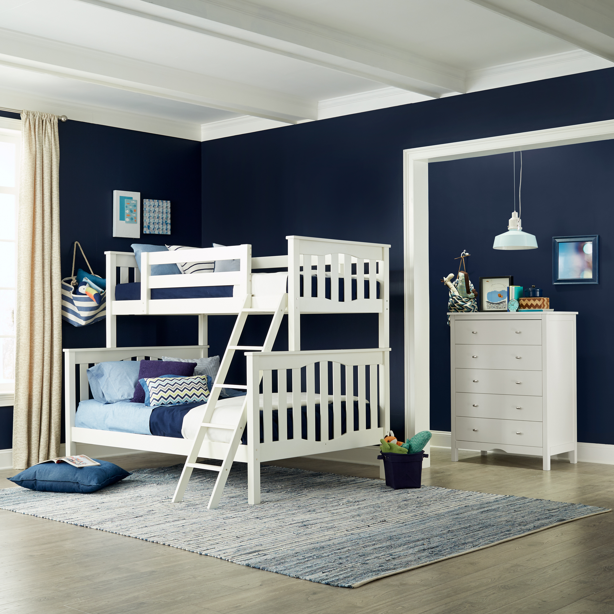 Seneca Twin Over Full Bunk Bed Epoch Design