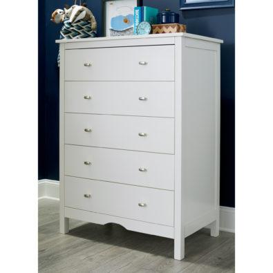 Seneca White Dresser
