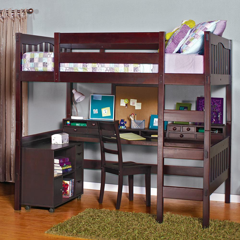 Tyler Full Loft Bed Epoch Design